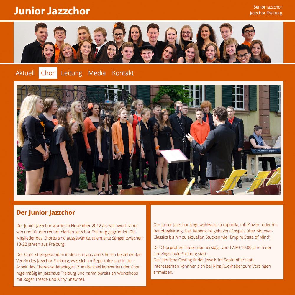 junior jazzchor freiburg