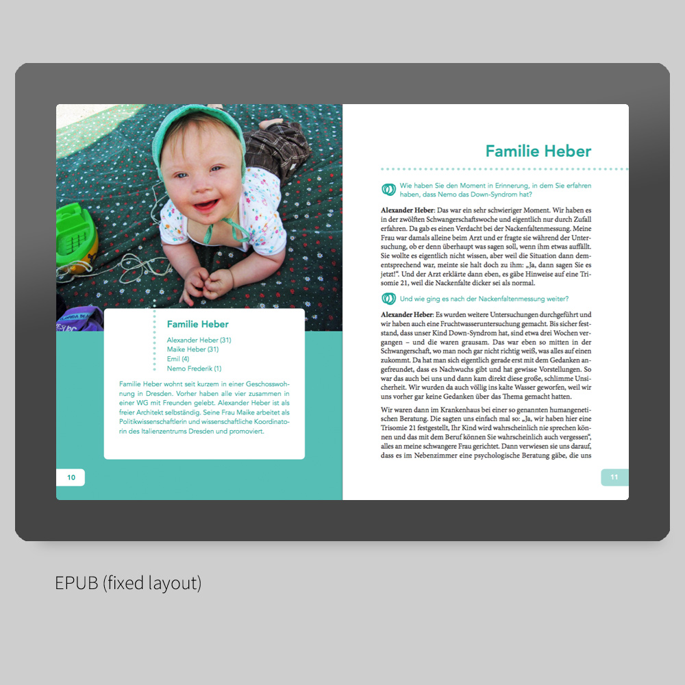 EPUB fixed layout 1